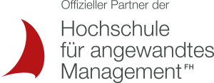 Logo FHAM, Partner für duales Studium neben dem Job bei spot on news